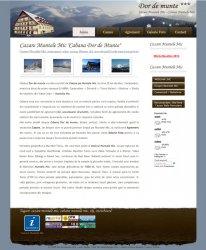 Web Design - Dor De Munte