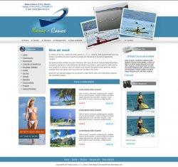 Web Design Kaiac Canoe