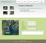 Portofoliu - Web Design Pensiune Orsova