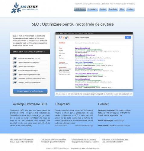 Web Design seoieftin.com